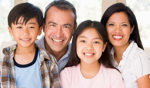Điều kiện con riêng - con phụ thuộc để được đi theo hồ sơ bảo lãnh visa vợ chồng Úc/Hôn phu hôn thê Úc